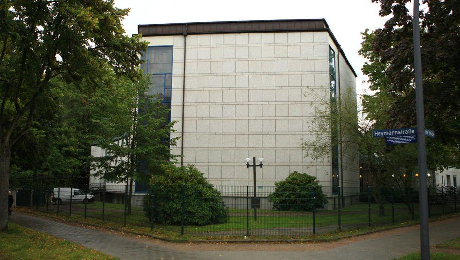 Synagoge in Hamburg: Tatort einer Attacke auf einen jüdischen Studenten