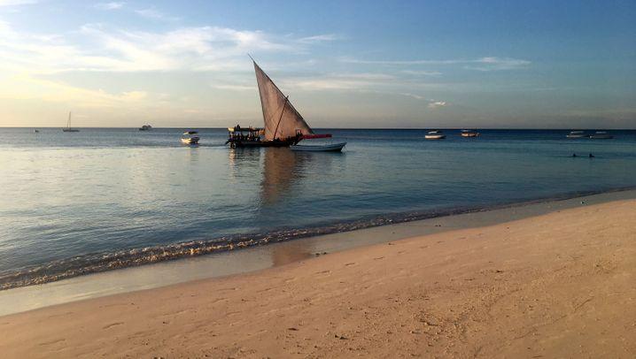 Sansibar im Aufbruch: Perle mit Patina