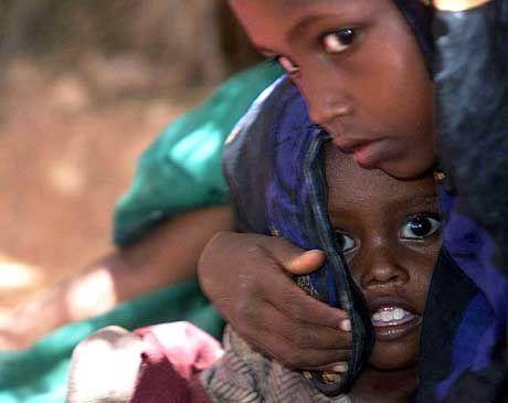 Äthiopien: Die Kinder sind besonders betroffen