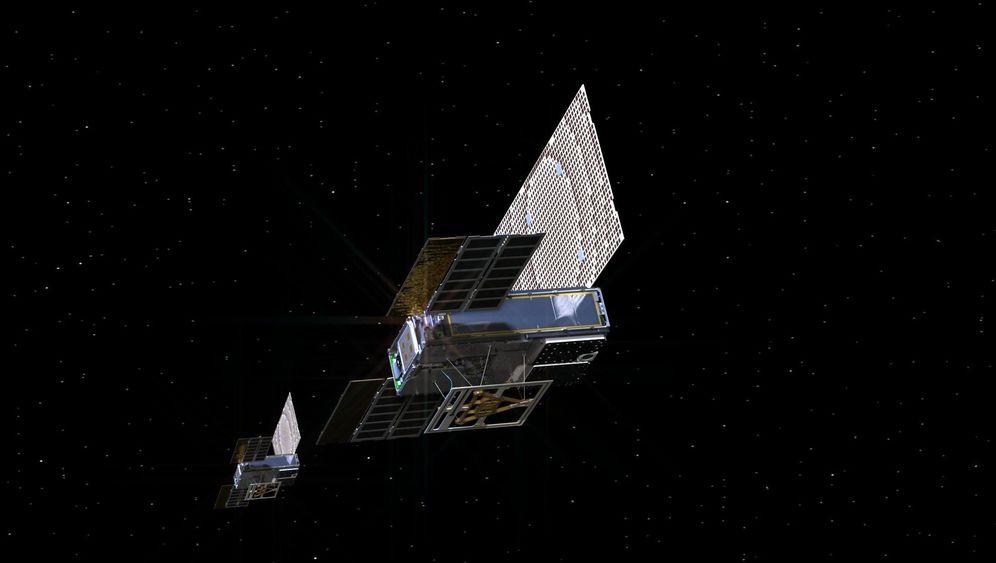 """""""Mars Cube One"""": Klein - und auf dem Weg zum Mars"""