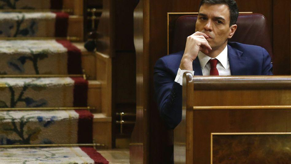 Sozialist Sánchez