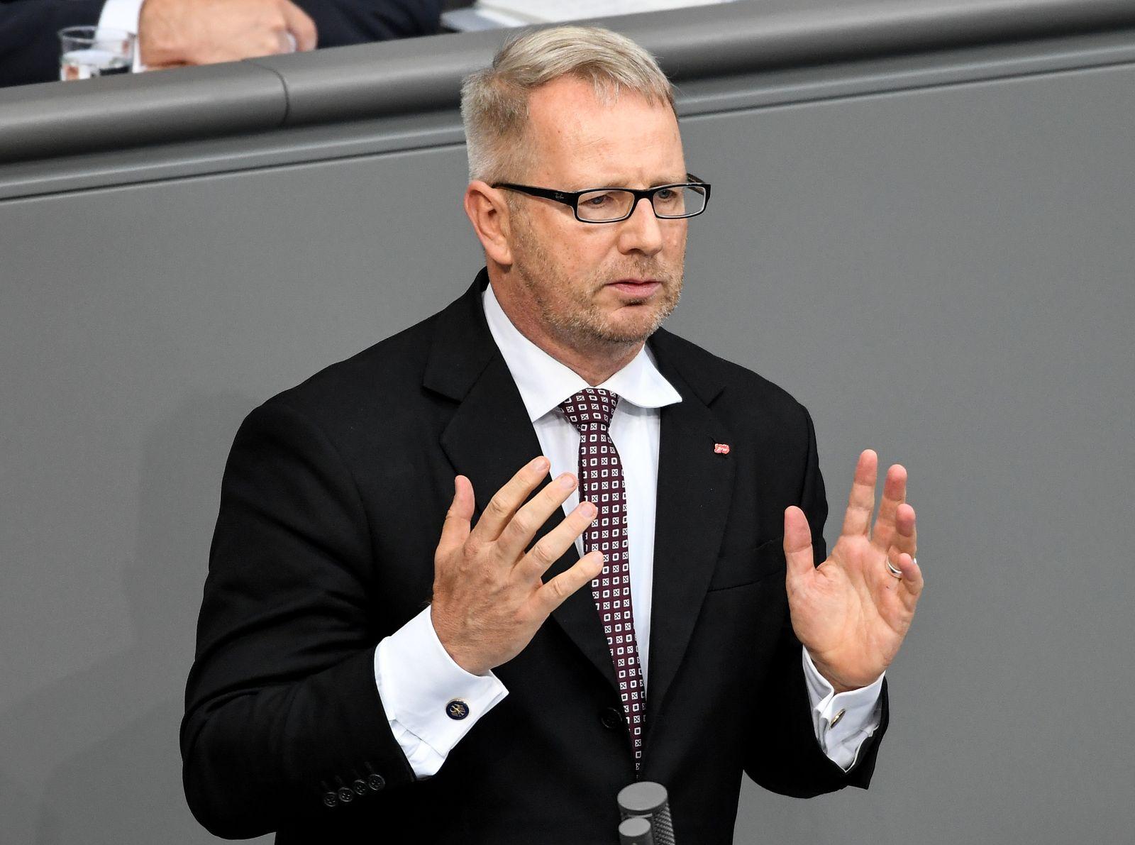 Bundestag - Abschluss der Haushaltswoche