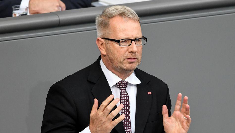 Johannes Kahrs Schlampe