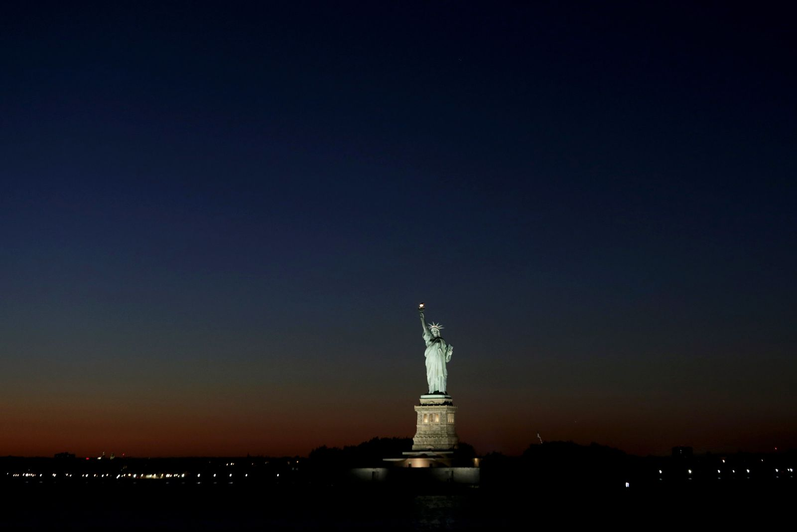 Freiheitsstatue/ USA