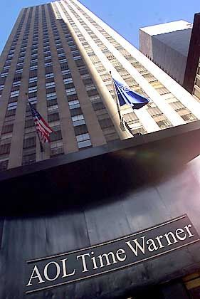AOL Time Warner: Ehe mit ernsten Problemen