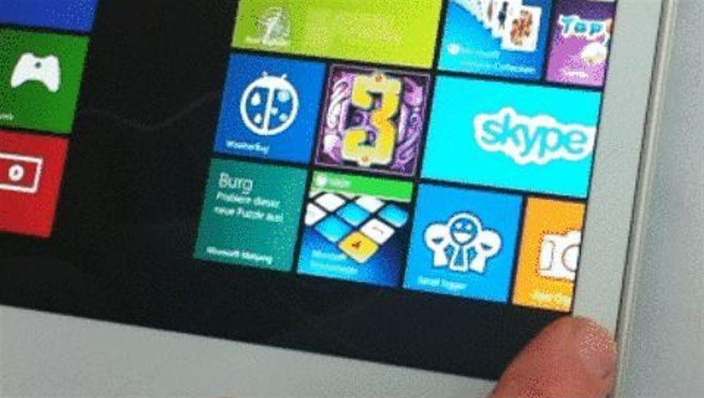 Steuerung im Überblick: Acht neue Gesten für Windows 8