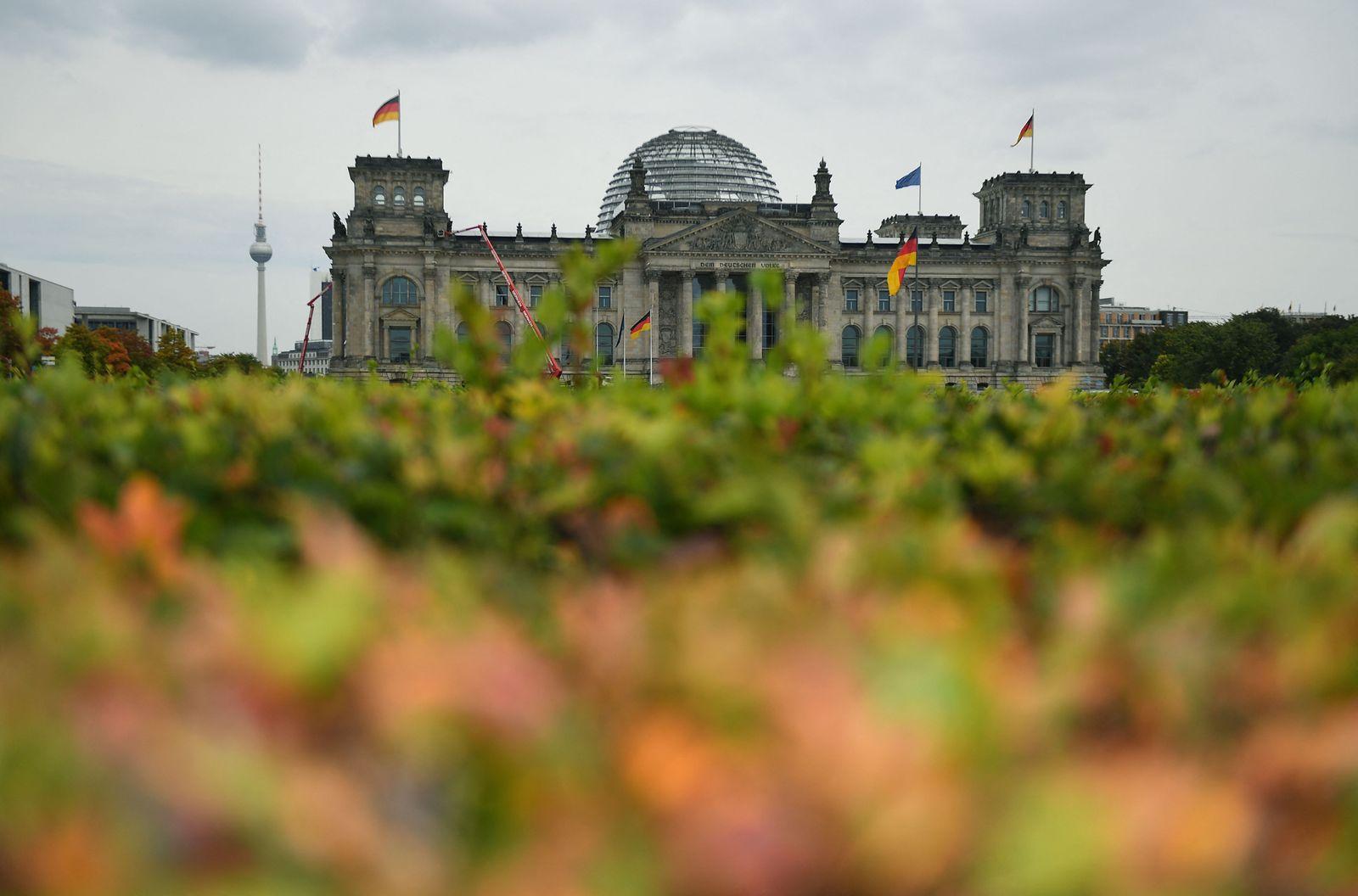 GERMANY-POLITICS-VOTE-PARLIAMENT