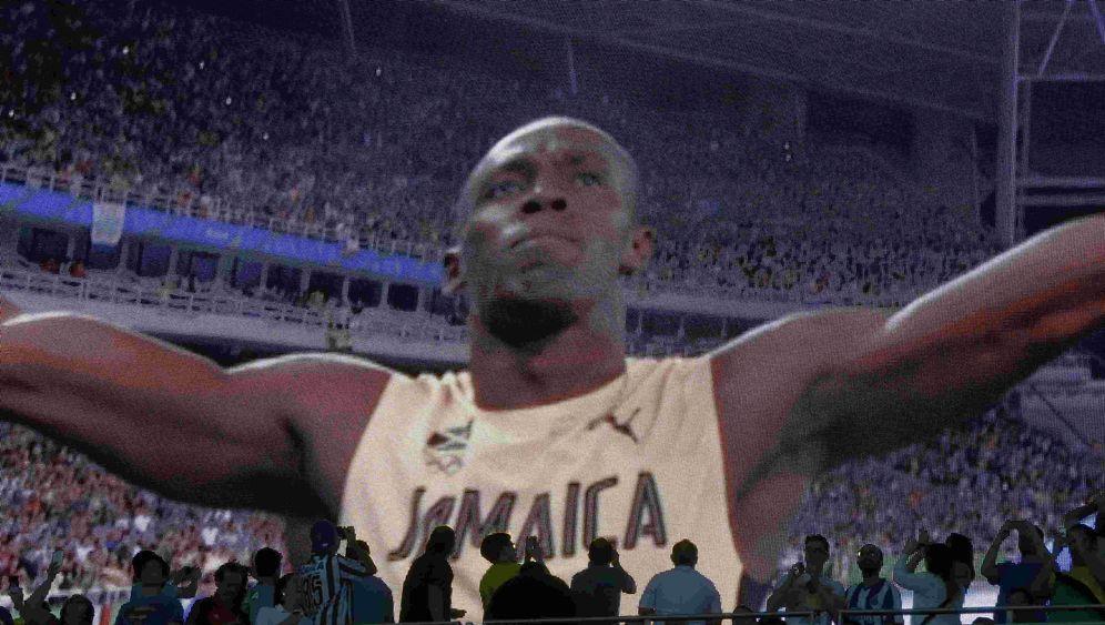 Sprintstar Usain Bolt: Auch über 200 Meter unschlagbar