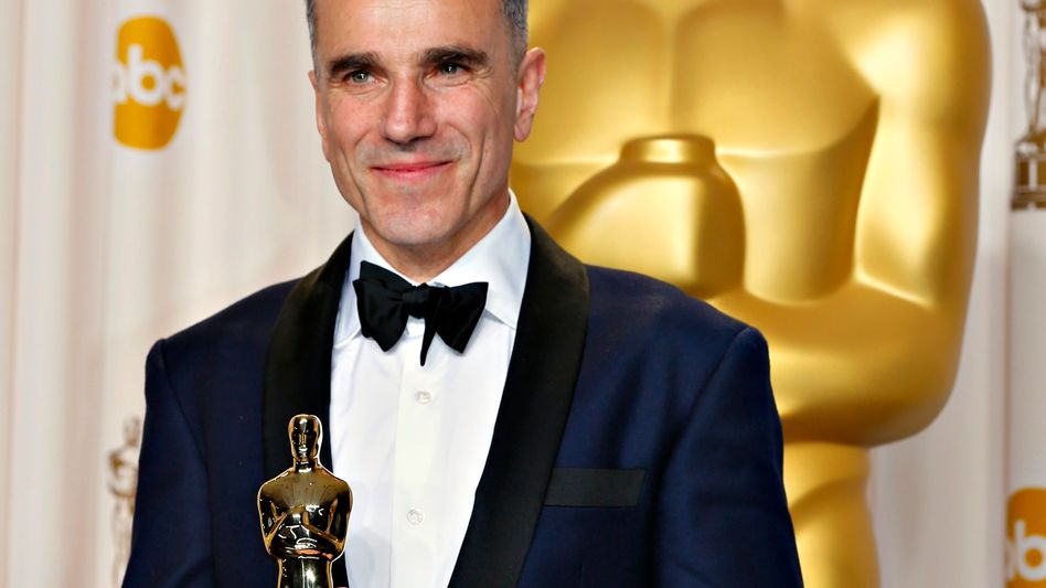 Oscar-Preisträger Daniel Day-Lewis (2013)