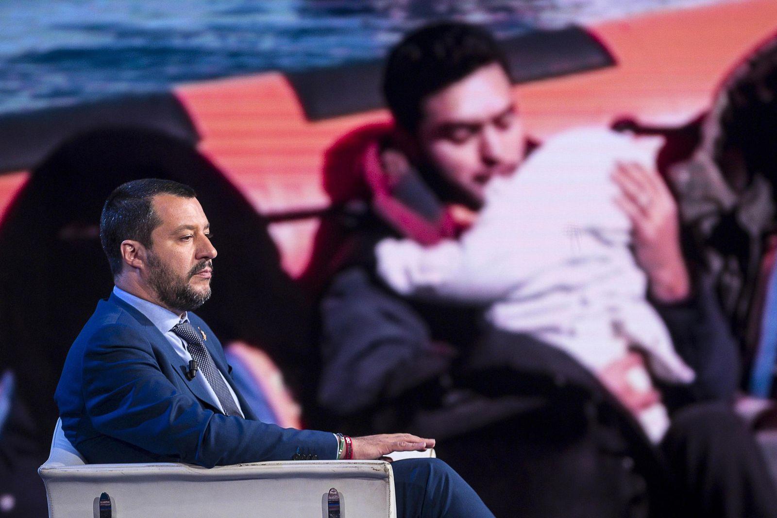 Matteo Salvini / Talkshow RAI