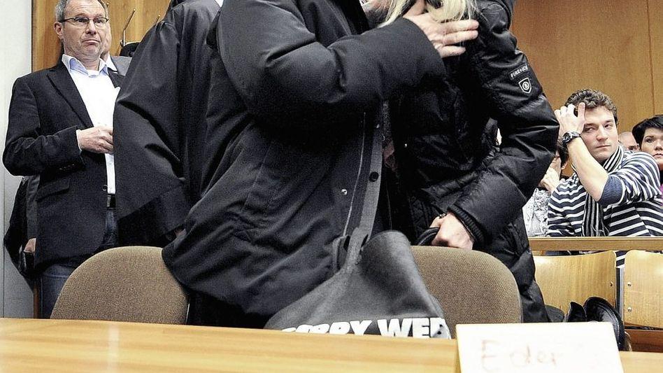 Angeklagte in Rosenheim: Traumata und Schockzustände
