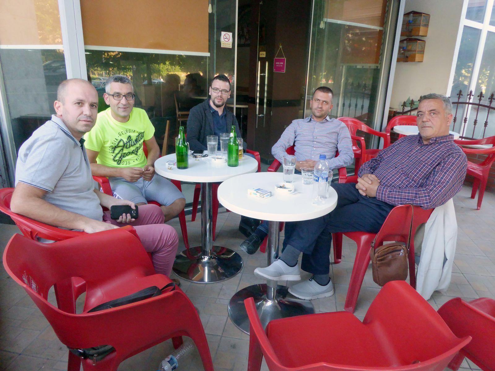 EINMALIGE VERWENDUNG Fussballderby/ Skenderbeu/ Albanien