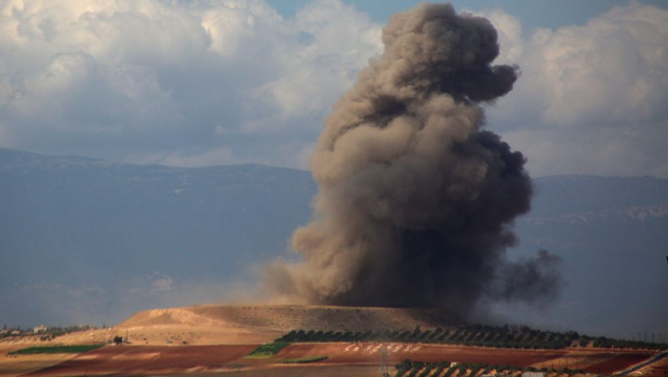 Idlib-Provinz in Syrien