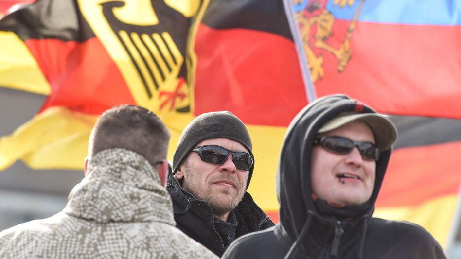 """Hooligan-Verein """"GSD"""": """"Dieses Land wird immer mehr zur DDR"""""""
