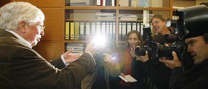Chemie-Nobelpeisträger Ertl: Braucht die deutsche Forschung mehr Vorbilder?