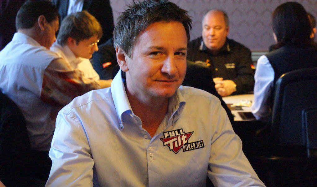 EINMALIGE VERWENDUNG Markus Golser / Poker