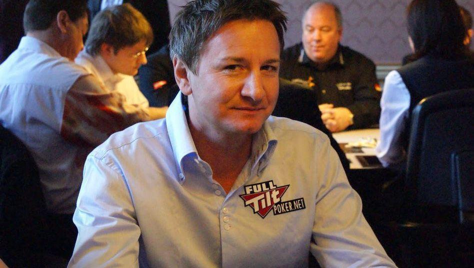 Pokerspieler Golser: Seit 16 Jahren professioneller Pokerspieler