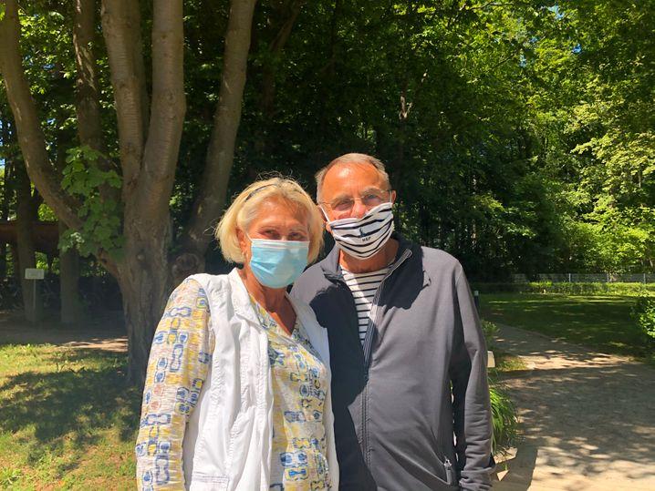 Marianne und Konrad Kandziora