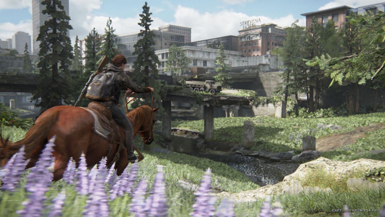 NUR ALS ZITAT Screenshot The Last of Us Part 2 4
