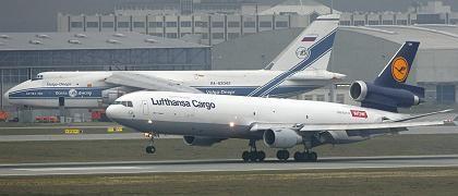 Lufthansa-Cargo-Maschine: Ab nach Sibirien?