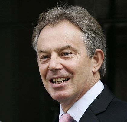 Tony Blair: Der Ex-Premier nimmt den Kampf gegen den Klimawandel auf