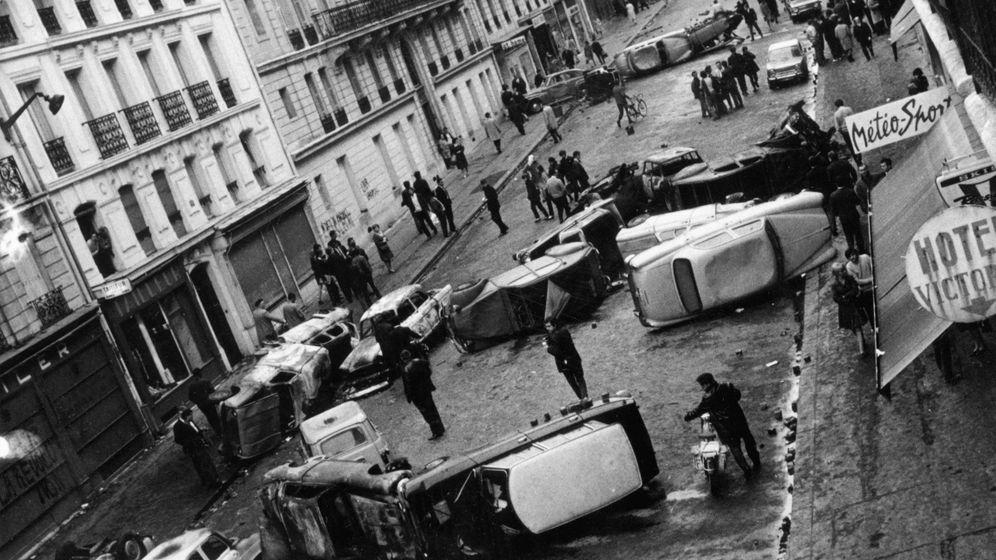 Paris im Mai 1968: Vom Protest zur breiten Bewegung