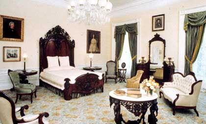 Lincoln-Schlafzimmer im Weißen Haus: Neue Liebe für den toten Präsidenten