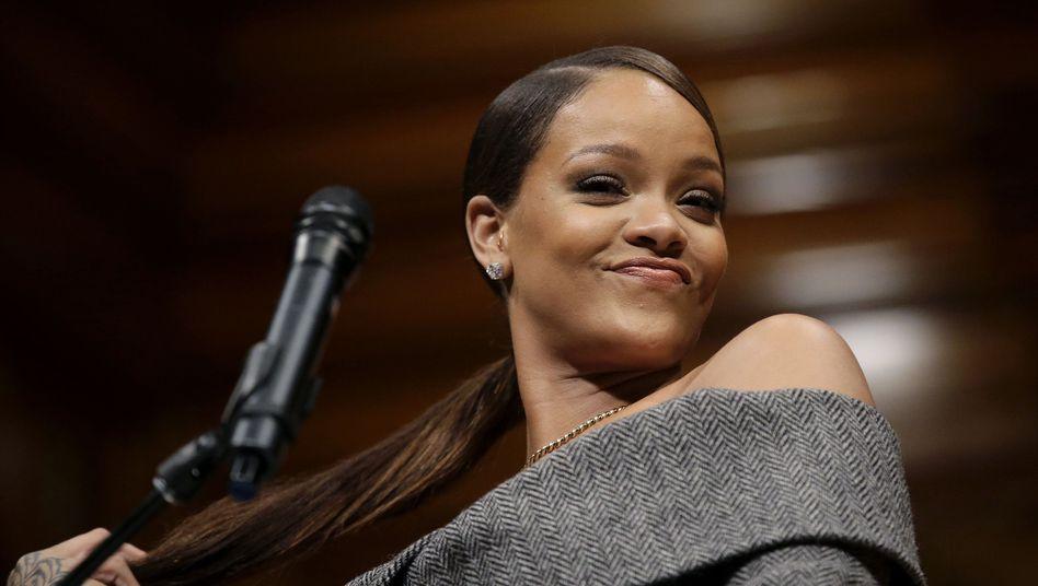 """Rihanna: Der Rechtsstreit drehte sich um ihr Album """"Loud"""""""