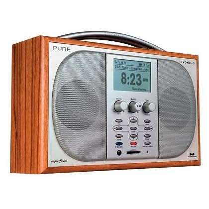 Digitalradio (Pure evoke-3): Sender hoffen auf neue Erlösquellen mit neuer Technik