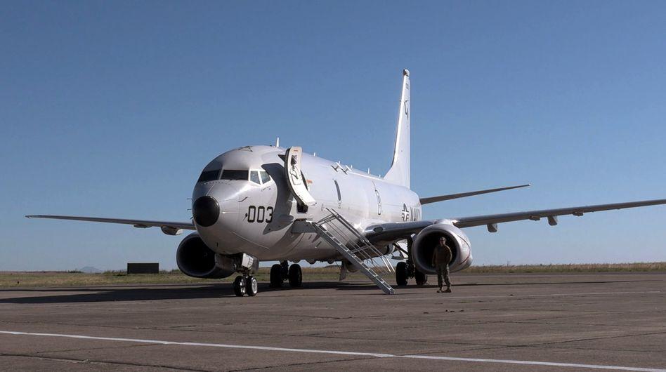P-8A Poseidon: »Erhalt der Fähigkeit zur weiträumigen Seeaufklärung«