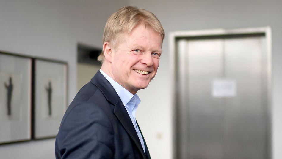 """""""Ich halte wenig von Katastrophenszenarien"""": DGB-Chef Reiner Hoffmann"""