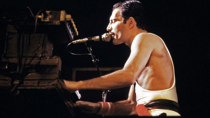 Queen-Sänger Mercury: Are you ready for Freddie?