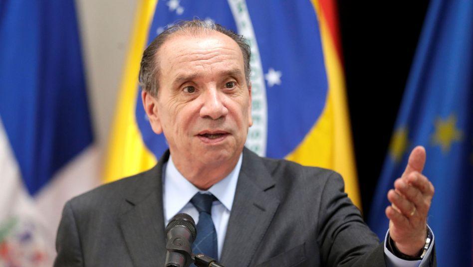 Brasiliens Außenminister Aloysio Nunes