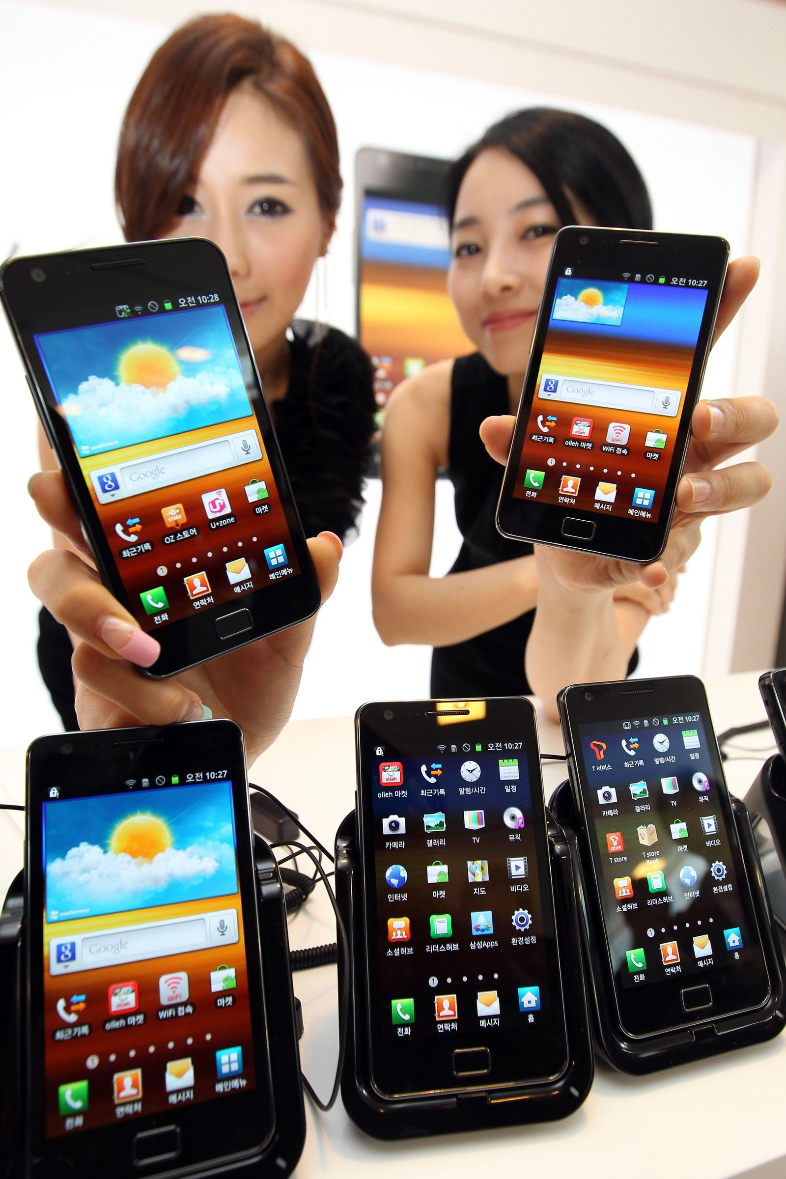 Samsung Galaxy / Models