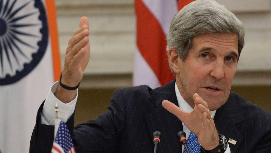 """US-Außenminister Kerry: """"Auswirkungen auf die Beziehungen"""""""