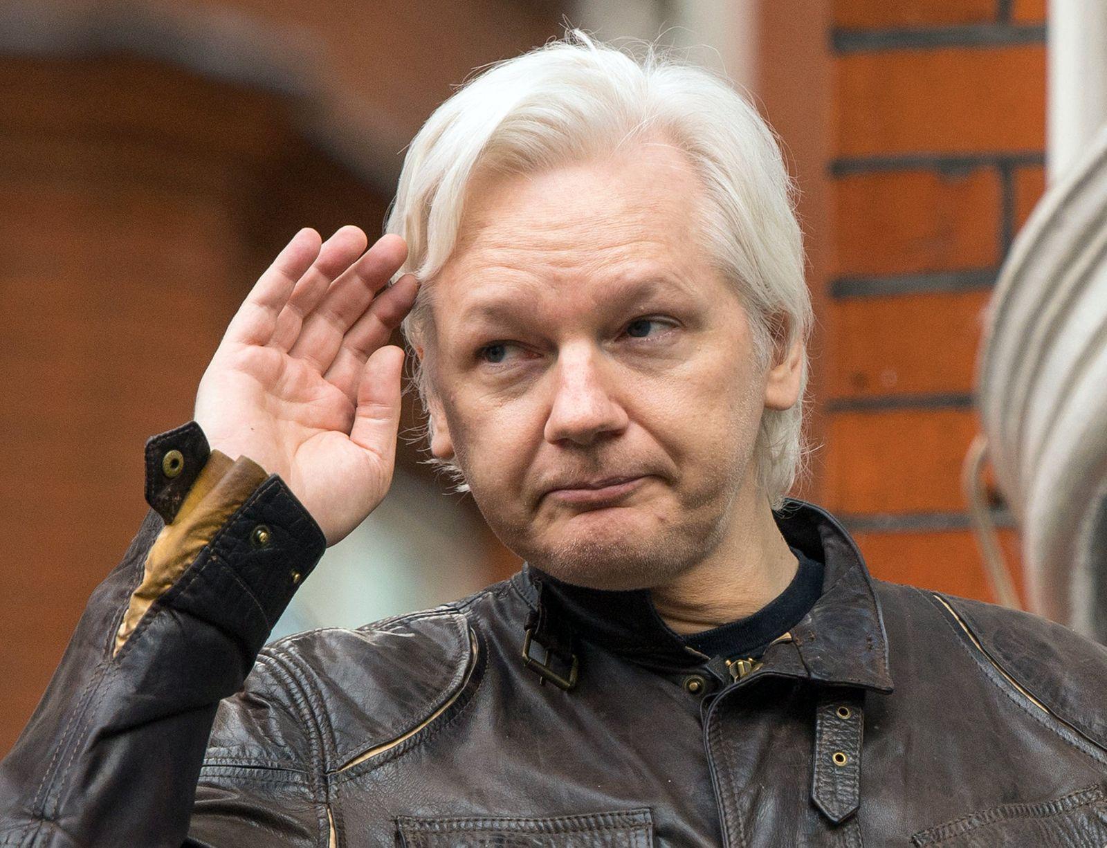 Wikileaks-Gründer verliert ecuadorianische Staatsbürgerschaft