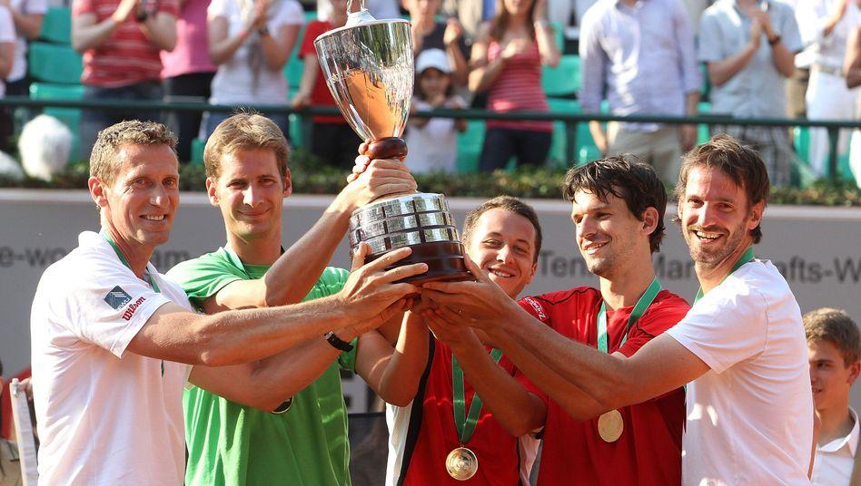 World-Team-Cup-Sieger Deutschland (2011): Rekordgewinner im Rochusclub