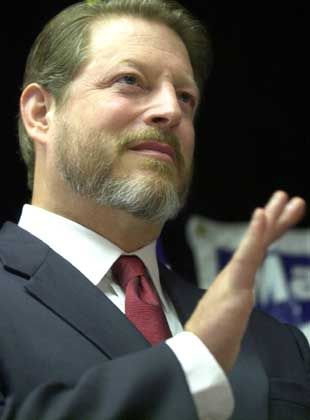 Greift Bush an: Al Gore