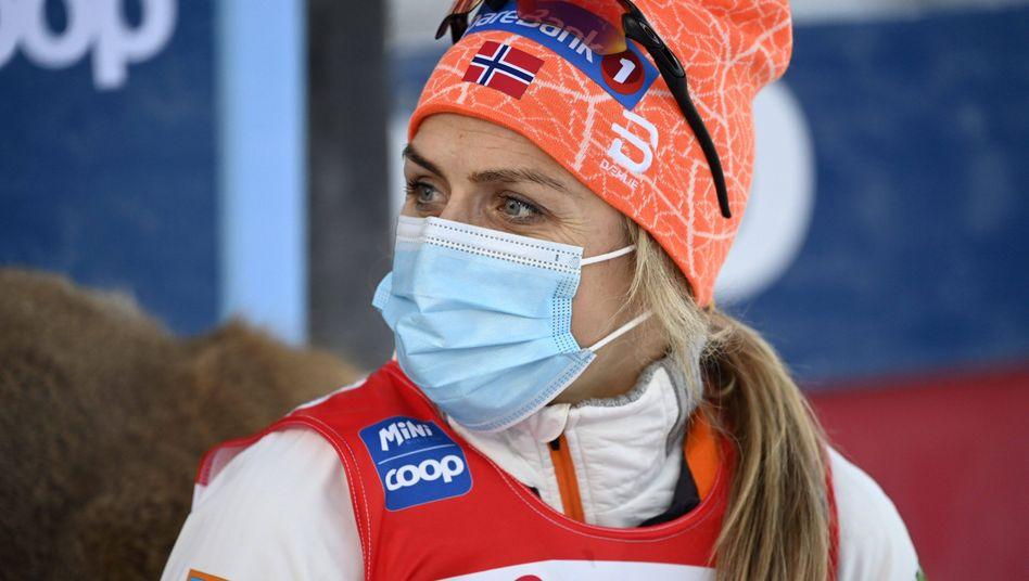 Norwegens Langlaufstar Therese Johaug