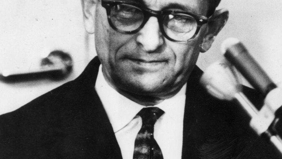 """Eichmann in Jerusalem: """"Ich war kein verantwortlicher Führer und fühle mich daher nicht schuldig"""""""