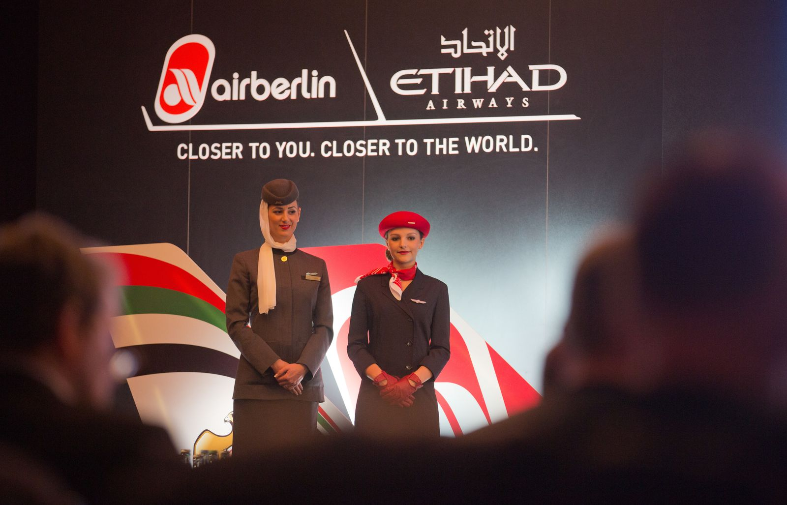 Air Berlin / Etihad