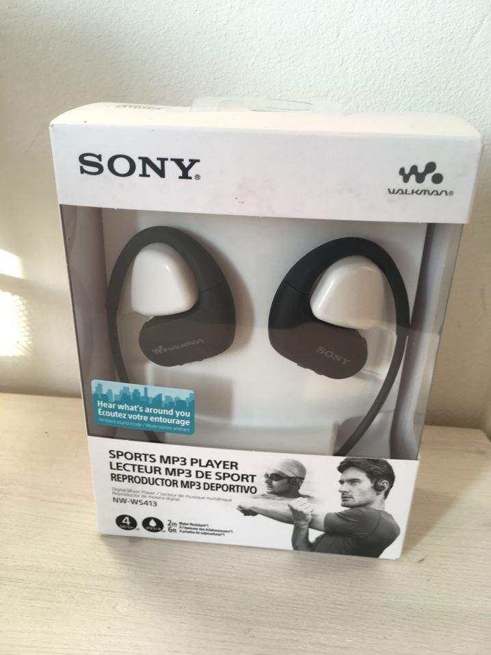 Sony Walkman NW-WS413 - verpackt