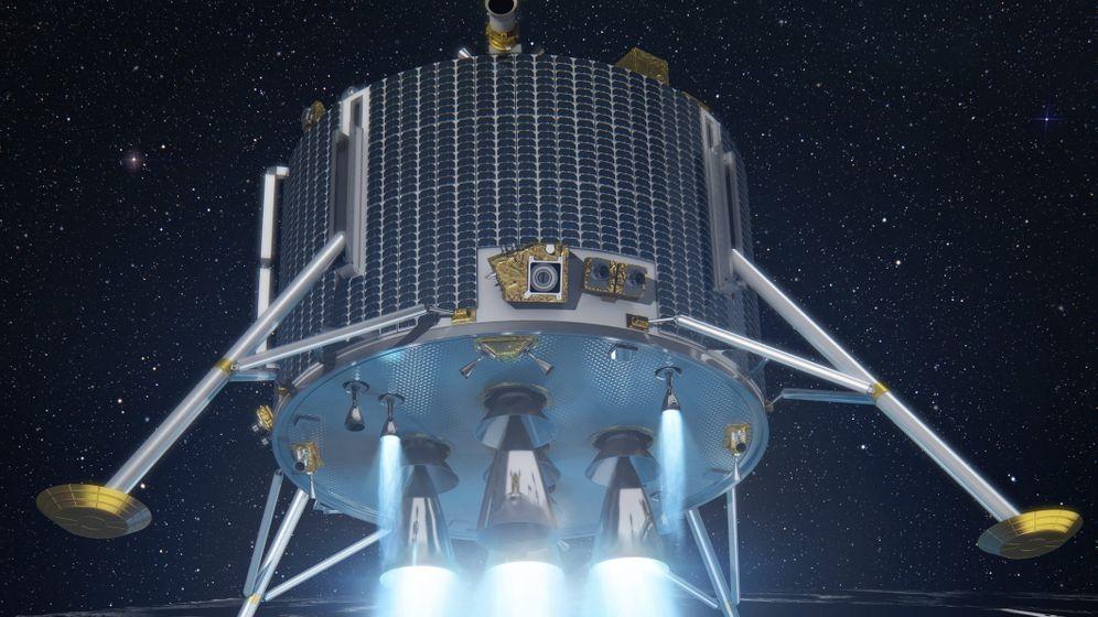 """Mission """"Luna 27"""": Völlig losgelöst"""