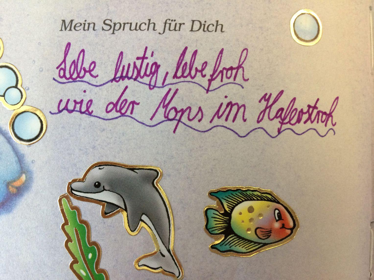 wünsche für kinder freundebuch