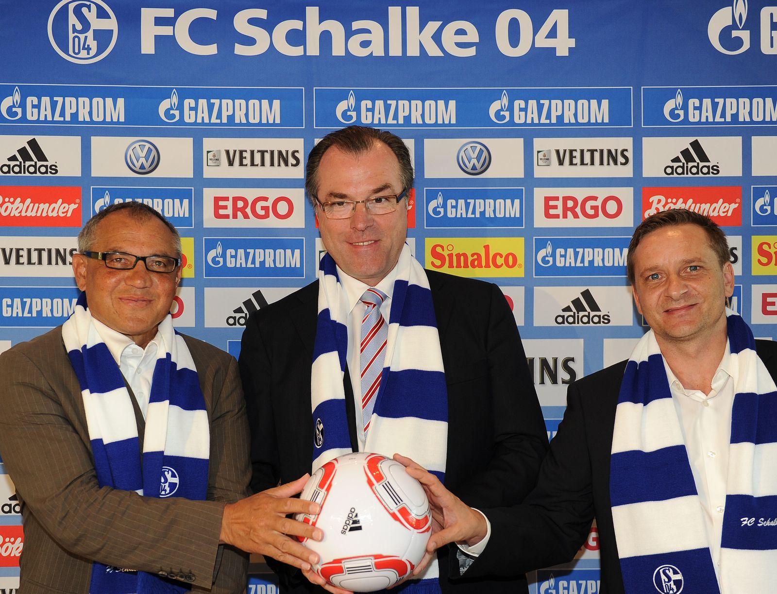 Schalke 04 / Clemens Tönnies