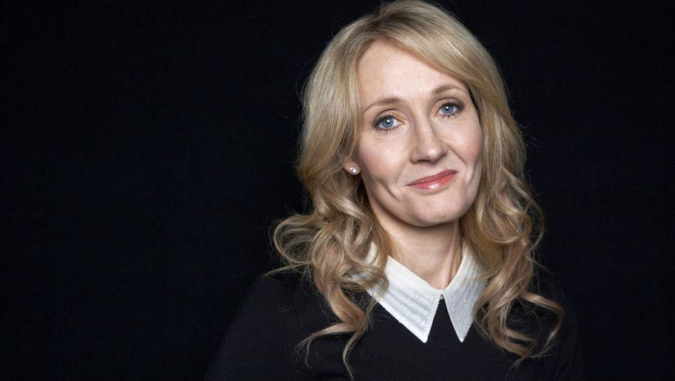 Drehbuchautorin Rowling: Auftakt zu einer Trilogie