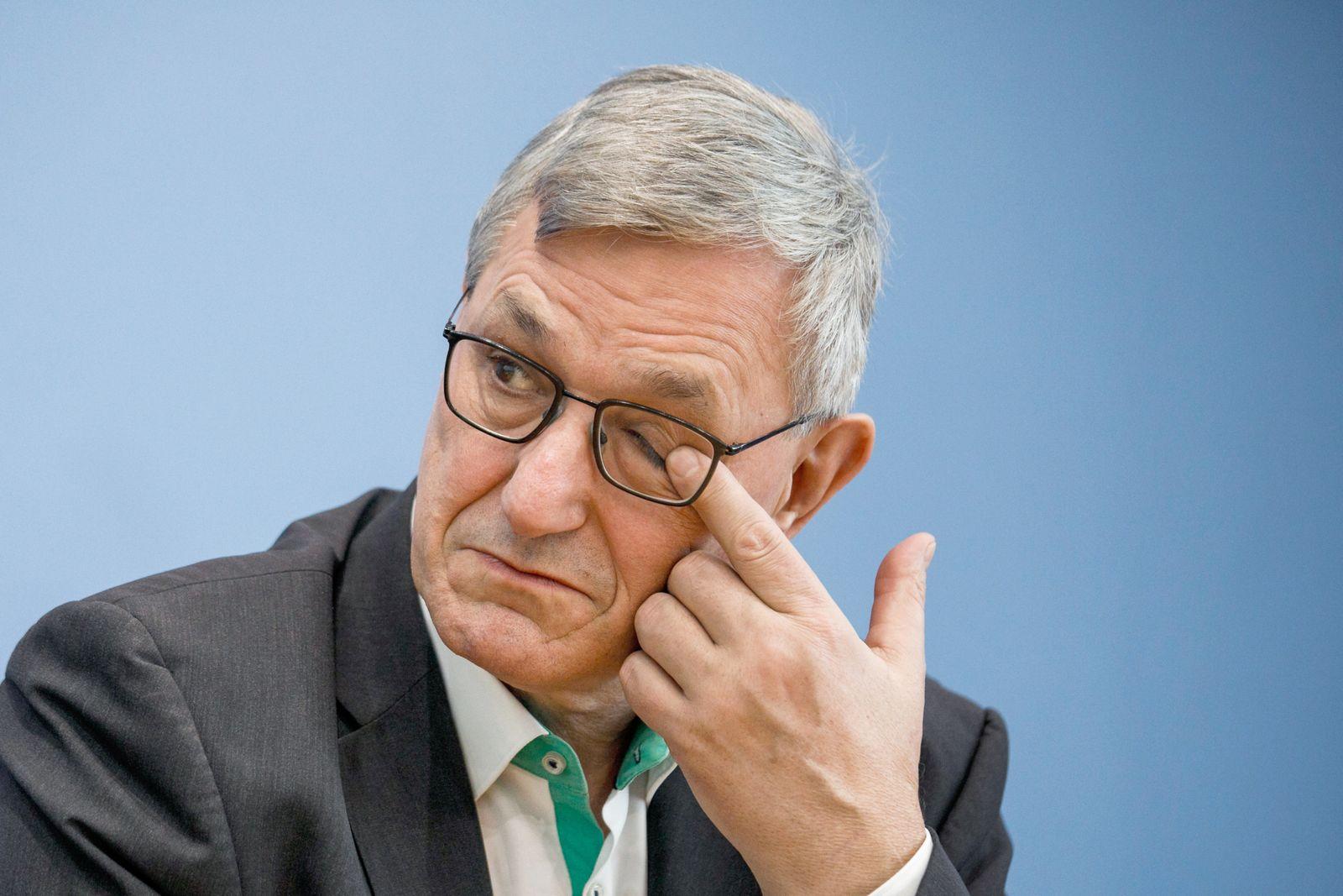 Nach Wahl in Hamburg - Pressekonferenz Die Linke
