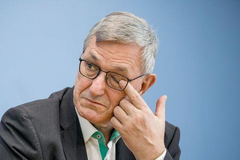 Parteichef Riexinger: seit acht Jahren im Amt