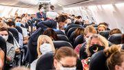 Kann man sich im Flugzeug mit dem Coronavirus anstecken?