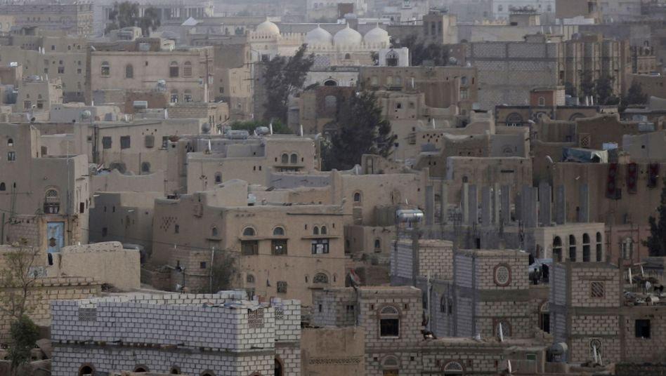 Blick auf Radda (am 15. Januar): Angeblich in Qaida-Hand